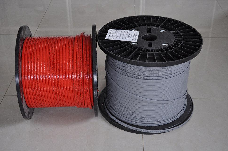 Классификация греющих кабелей и принцип их работы